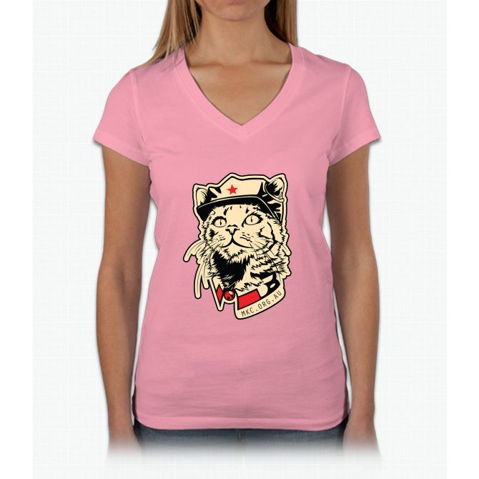Cadet Kip - Classic Womens V-Neck T-Shirt
