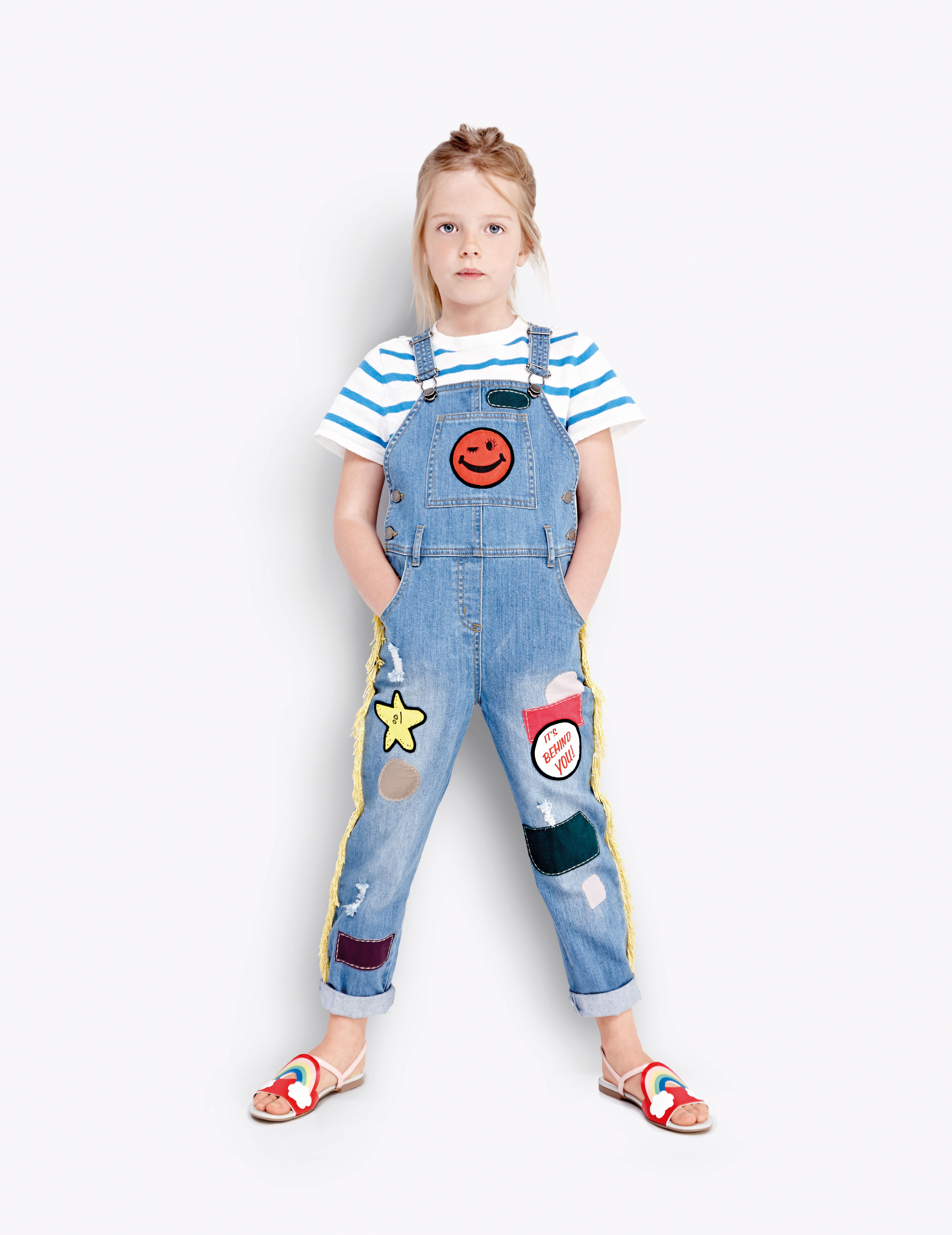 dbec10a1a6c8 The Stella McCartney Kids SS15 Collection.  StellaKids
