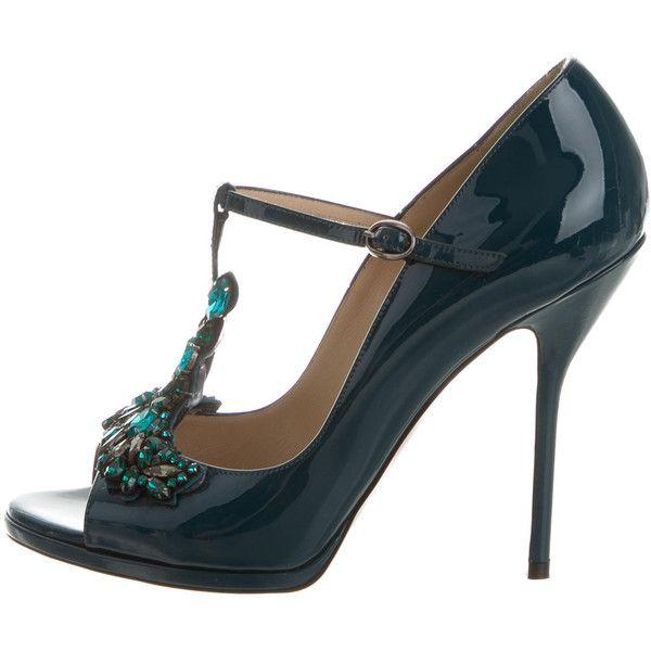 Pre-owned - Leather heels PAUL ANDREW kjjoNL