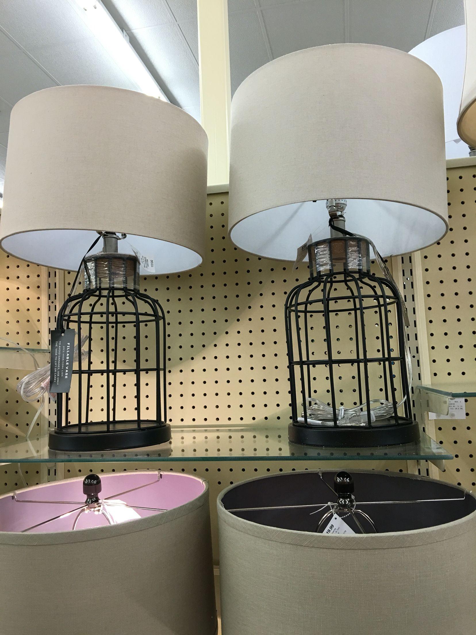 Fillable Lamps Hobby Lobby Lamp Glow Diy Ideas