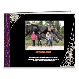 8x11 Book (37 pages)