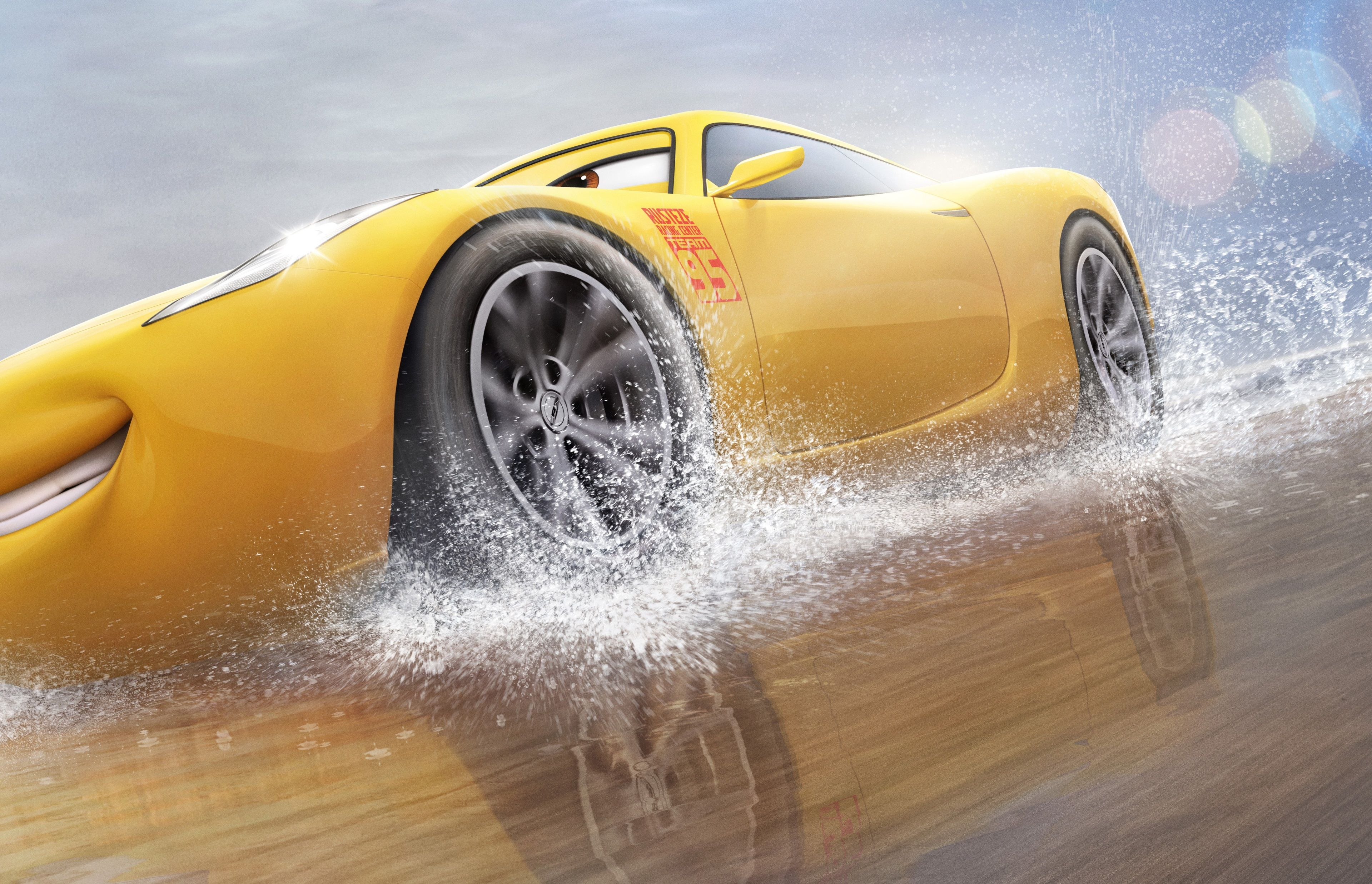 3840x2475 Cruz Ramirez 4k Wallpaper For Screen Cruz Ramirez Disney Cars Wallpaper Cars Movie