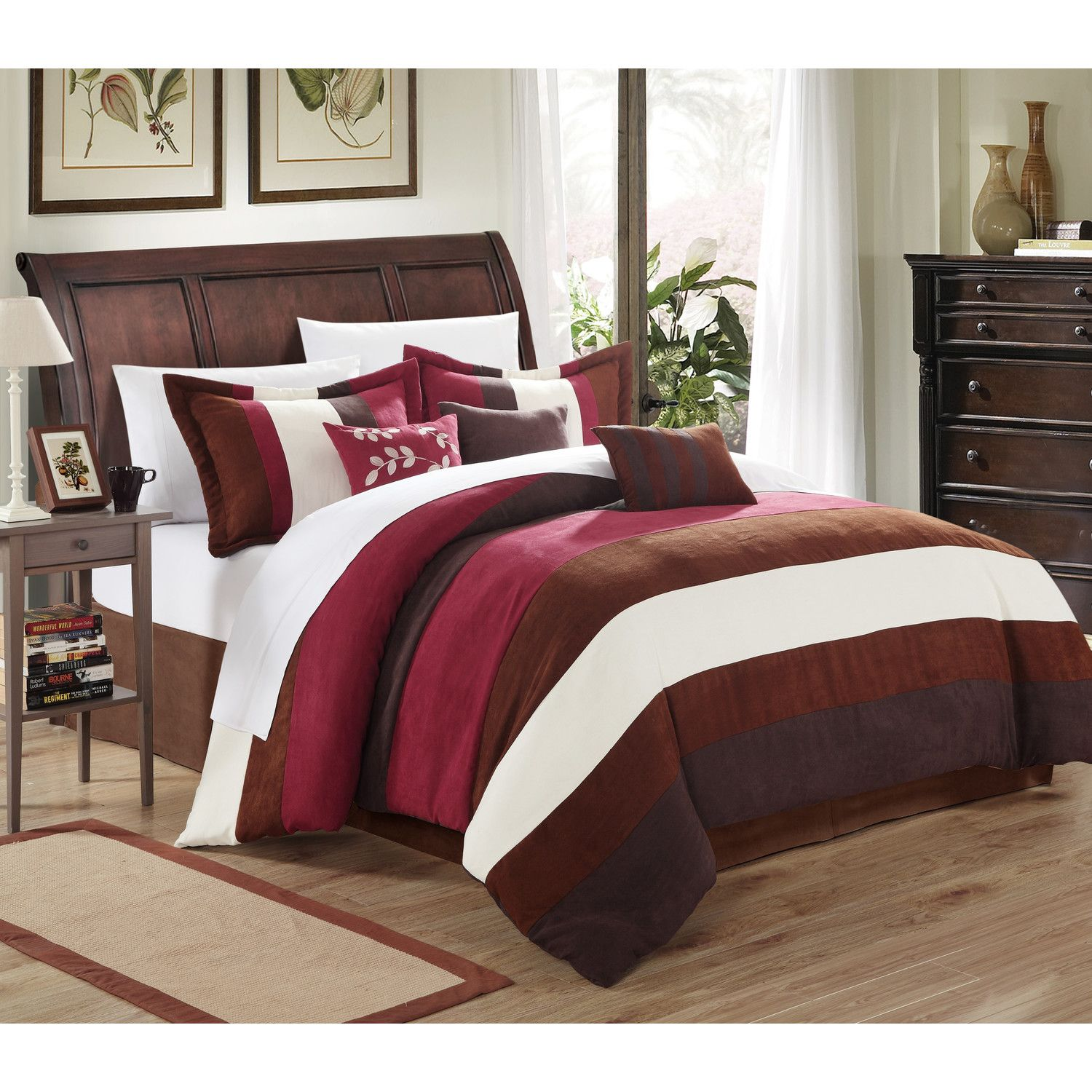 Superior Chic Home Cathy 7 Piece Comforter Set U0026 Reviews | Wayfair