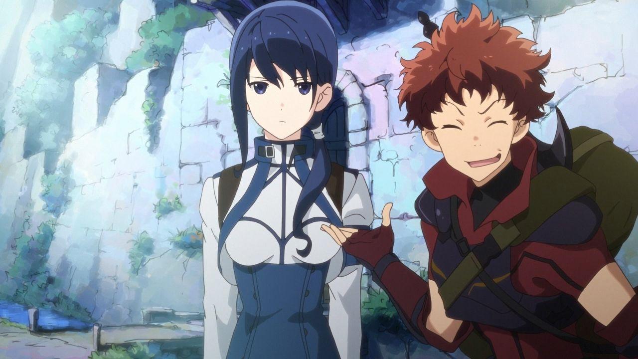 Hai To Gensou No Grimgar 05 Anime Anime Network Anime Release