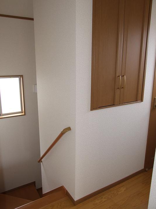 階段上収納 ミキハウジングの気ままにブログ 階段収納 階段 クローゼット 収納