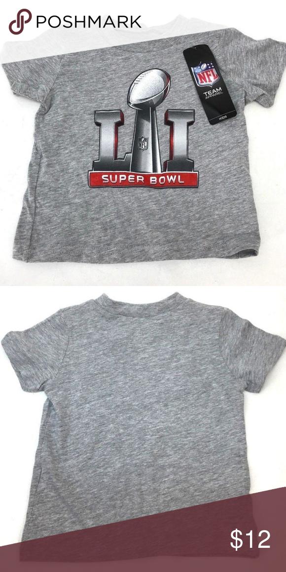 05ce93c6 Outerstuff Toddler Super Bowl LII T-Shirt Sz 12M Outerstuff Toddler Super  Bowl LII Generic