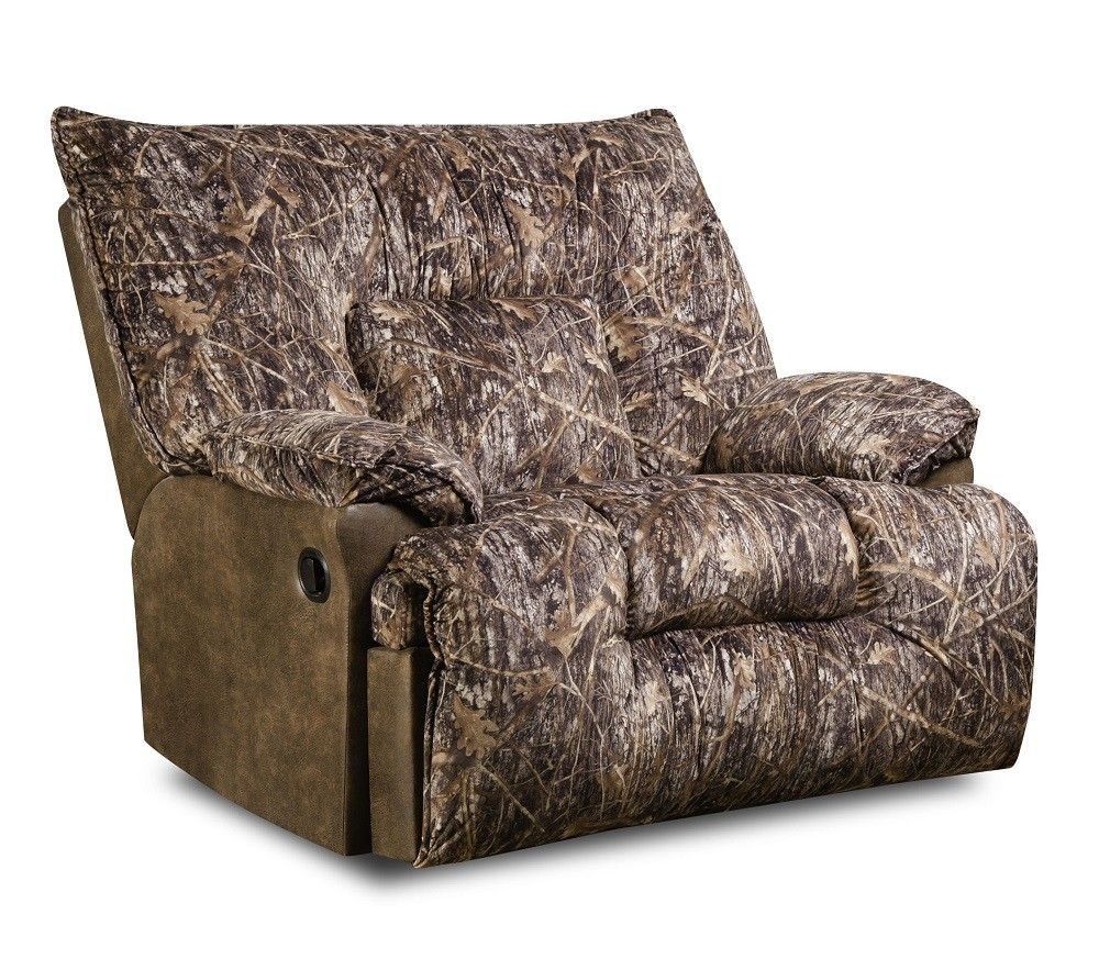Camo Lounge Chair: Simmons Camo Cuddler Recliner 709/ 718 CAMO