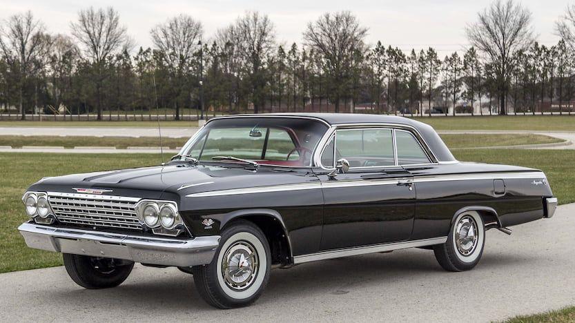 1962 Chevrolet Impala SS | T187 | Indy 2018 | Mecum Auctions