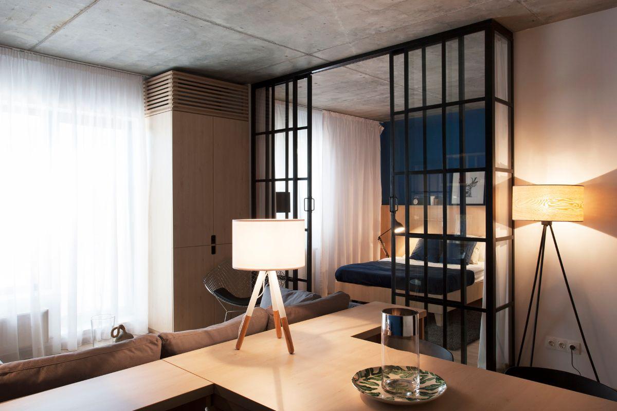 Modern Gezellig Interieur : Modern appartement met warm interieur huis cozy apartment