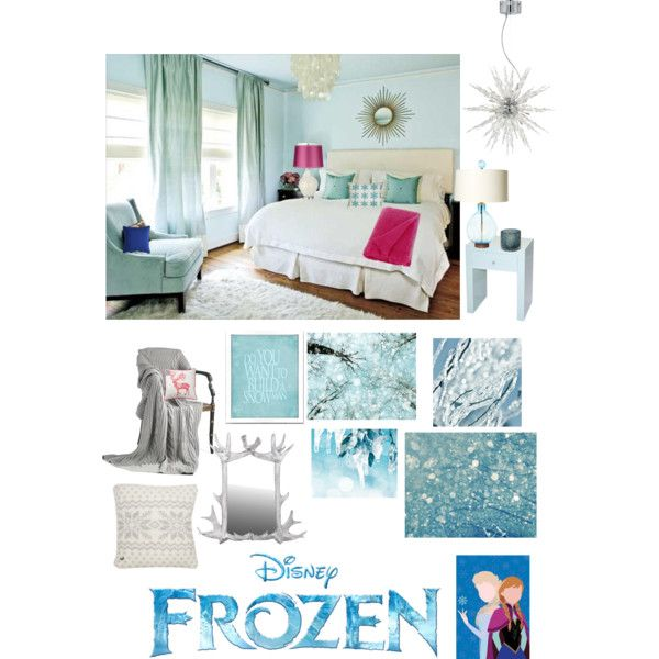 Disneyhome- Frozen Inspired