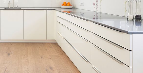 Griffleiste Küchenmöbel Küche Pinterest Küchenmöbel, Griffe - küchenschrank griffe edelstahl