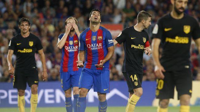 FC Barcelona 1-1 Atlético de Madrid, Jor. 05. La Liga 2016-2017 | Eurosport