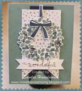wondrous wreath cards stampin up card ideas - Yahoo Image Search Results