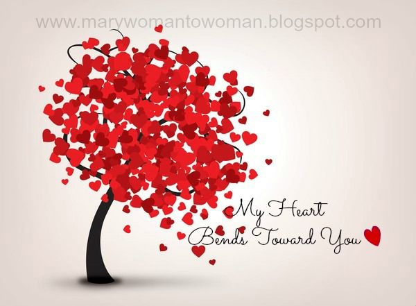 Mary @ Woman To Woman : A Love Letter From My Husband | Mary