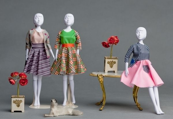 Fashion Design And Craft Collide With Roos Dress Your Doll Dolls Handmade Fashion Dolls Dolls