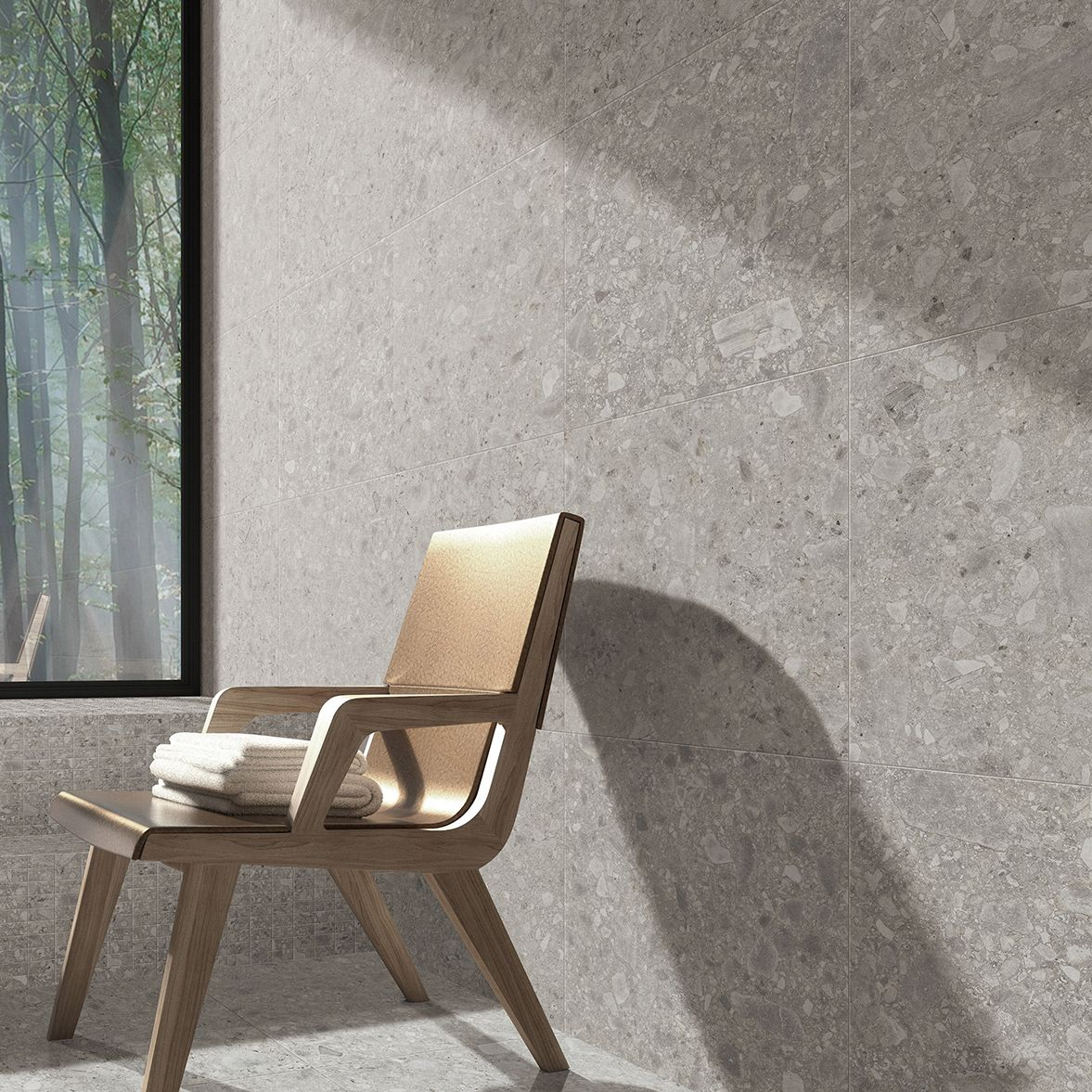 New Terrazzo Tiles Available In A Range Of Colours And