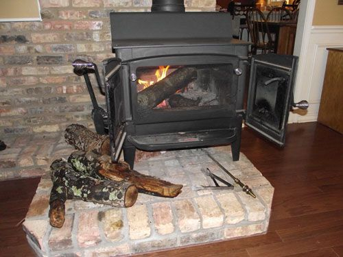 Where To Buy These Wood Stove Screens They Attach To