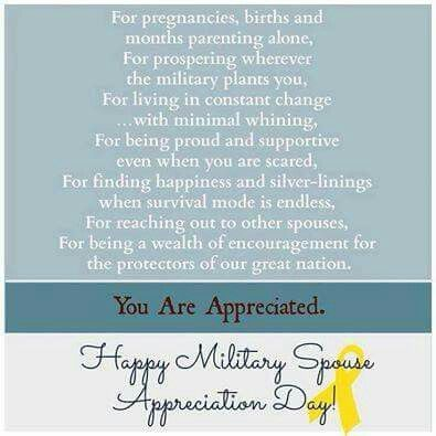 Military spouse appreciation | Army ☆ Wife | Army wives