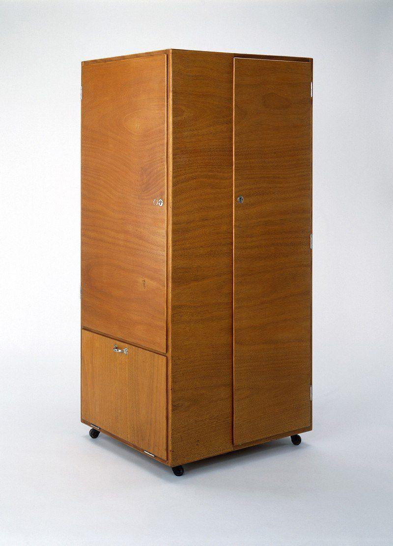 Bauhaus Vkhutemas Bauhaus 1929 Bachelors Wardrobe Josef