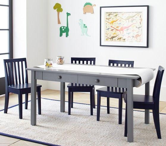 Carolina Craft Play Table Interior Design Living Room Playroom