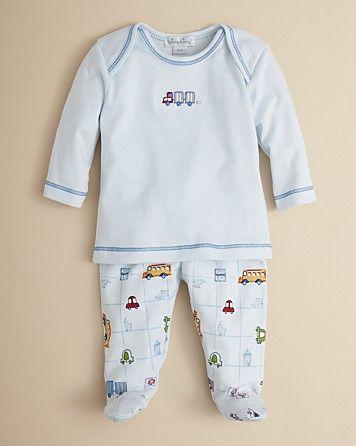 94c0493639e2 Kissy Kissy Infant Boys  Vehicle Print Shirt   Pant Set – Sizes 0-9 ...