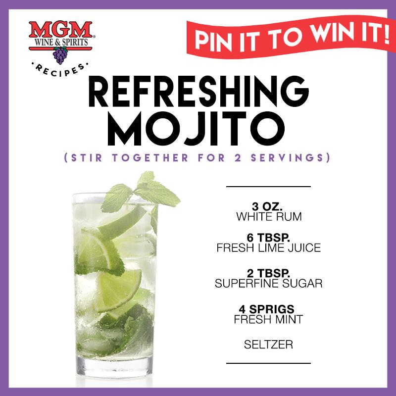 Mojito, Cocktails, Fresh