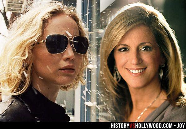 Jennifer Lawrence And Joy Mangano Her Real Life