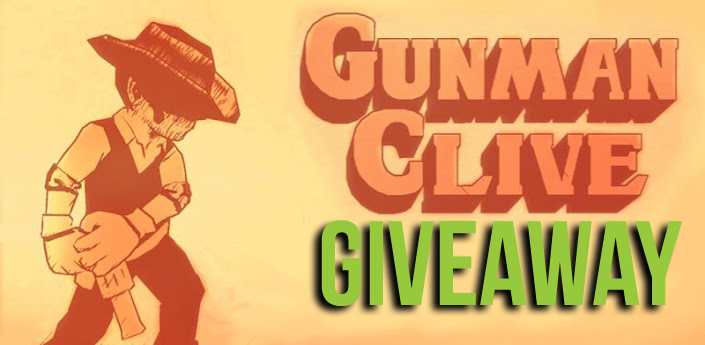 Giveaway Gunman Clive Contemporary games, Clive, Video