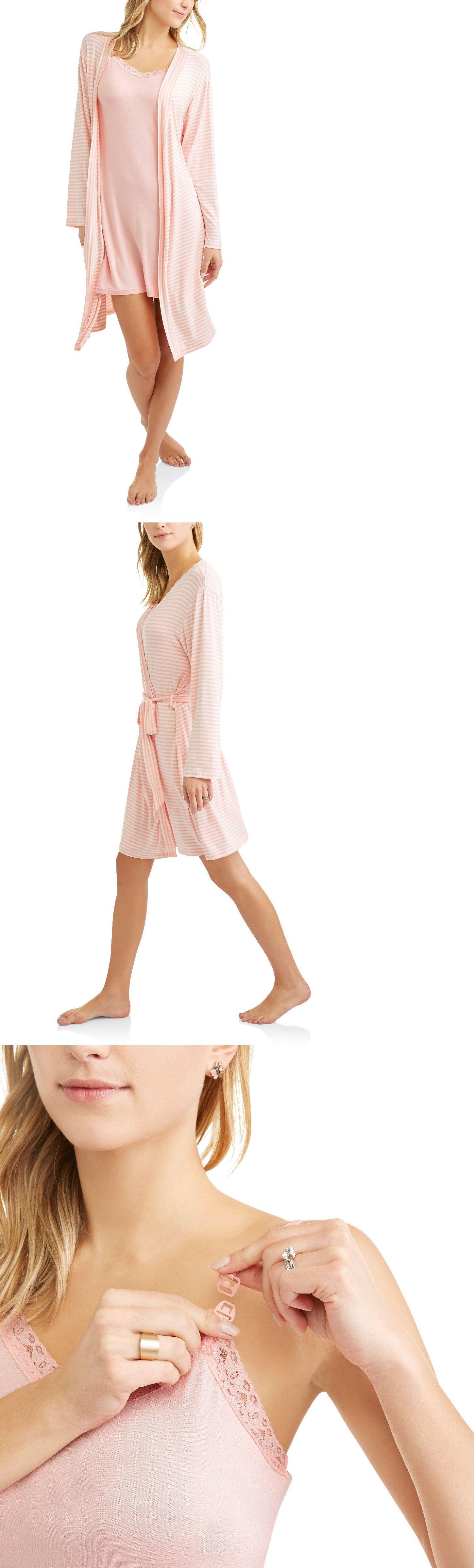 9bda5829c15 Sleepwear 15755  Nurture By Lamaze Maternity 2-Piece Nursing Chemise And Robe  Set -  BUY IT NOW ONLY   24.99 on  eBay  sleepwear  nurture  lamaze   maternity ...