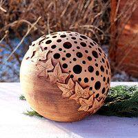 Zahradní doplňky / Keramika | Fler.cz - #doplňky #Flercz #Keramika #ronde #Zahradní #potterypaintingdesigns