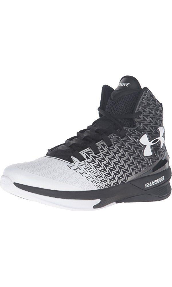 Under Armour Hombre UA ClutchFit Negro Drive 3 Basketball Zapatos 15 Negro ClutchFit e30d16