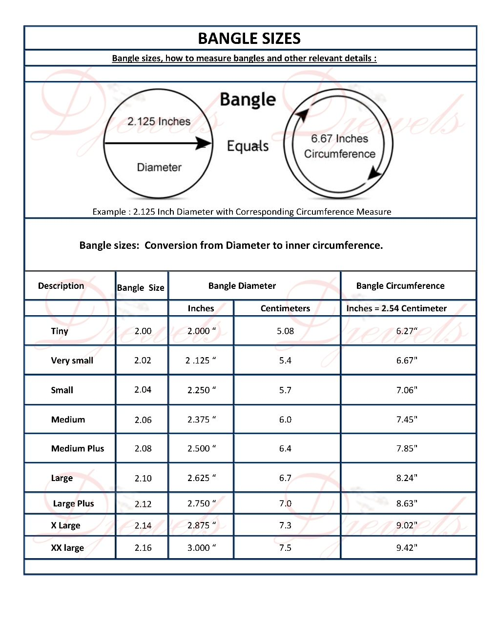 How to measure your ring size on your own ring chart and metals geenschuldenfo Choice Image