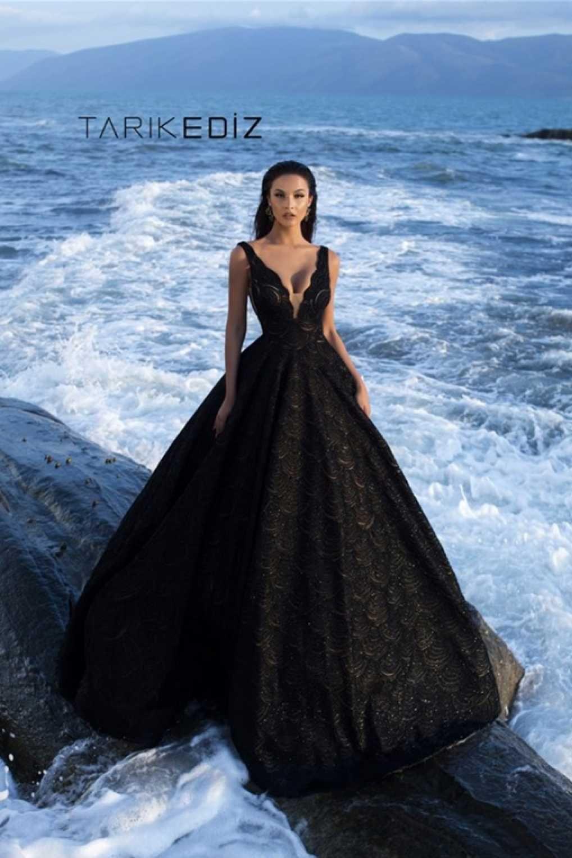 19a1db3a770c7bc Кружевное платье-мечта Tarik Ediz 93631 #новыйдень #женскийкруг  #fashiondress #beautifuldress