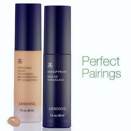 Like A Marriage Made In Heaven A Beautifully Light Fluffy Smoothing Primer To Get Your Skin Ready Set To Arbonne Makeup Arbonne Cosmetics Natural Lip Balm