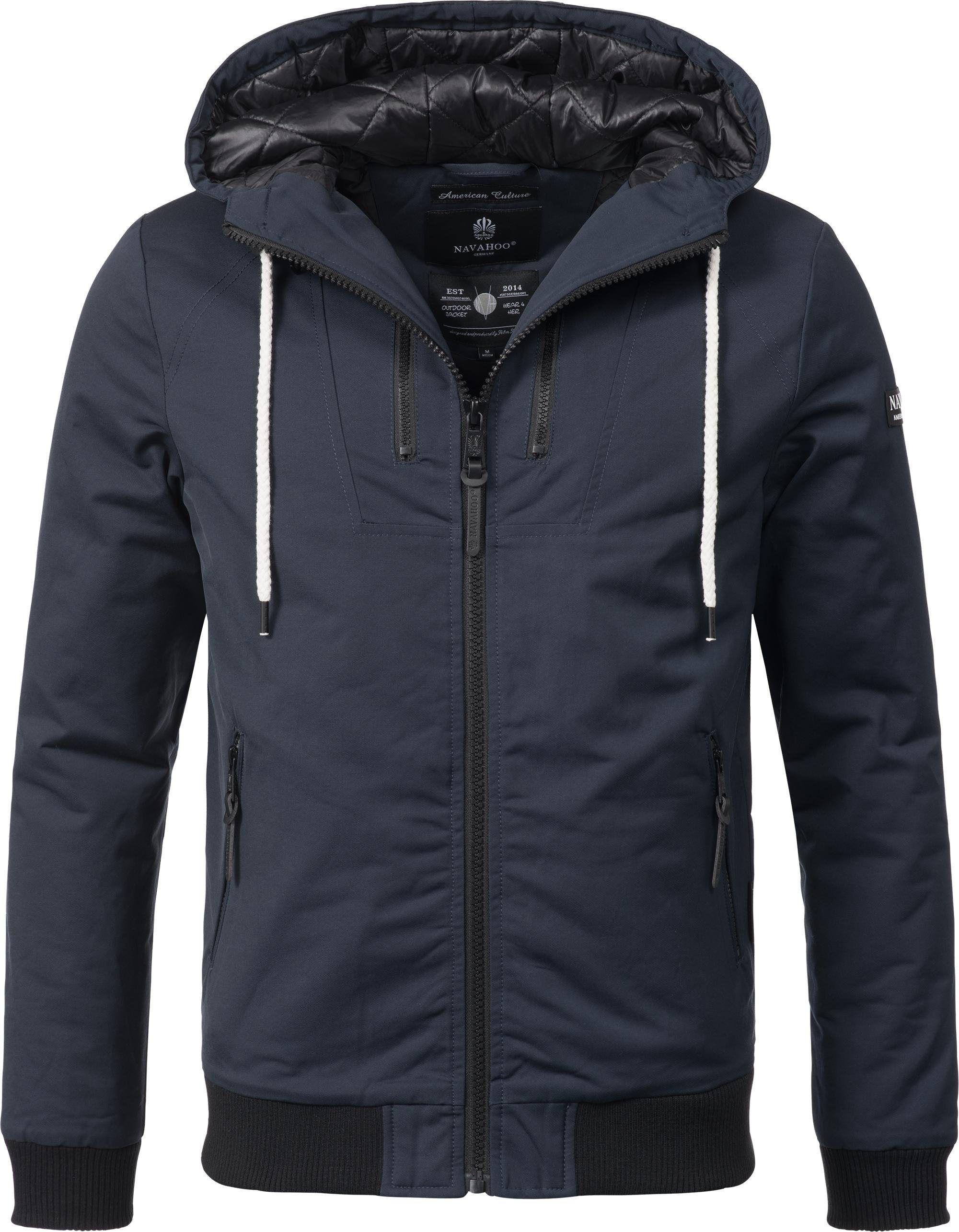 Navahoo Winterjacke »Hunter No 1« stylische Allroundjacke