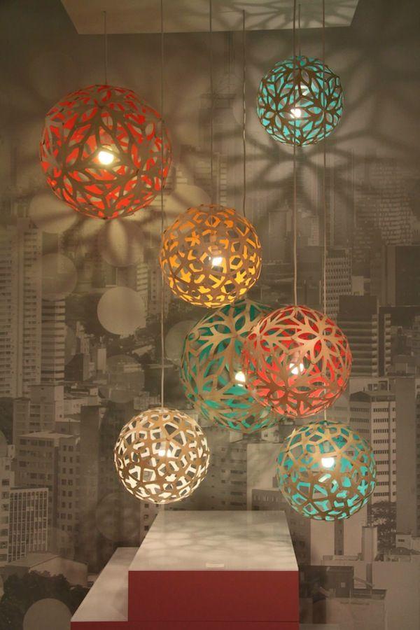 david trubridge lighting. David Trubridge Debuts New Lights In Frankfurt Lighting