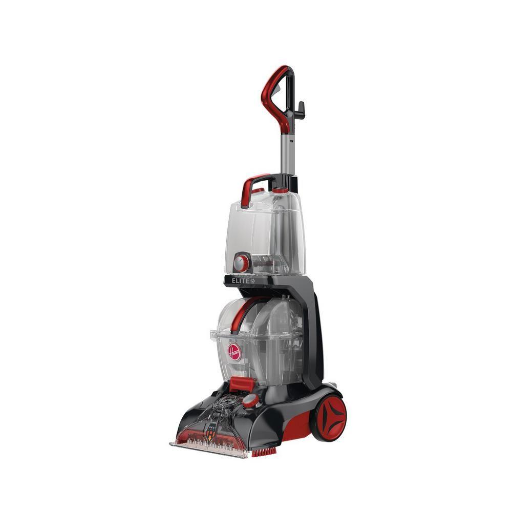 Hoover Professional Series Power Scrub Elite Pet Plus Upright Pet Carpet Cleaner Fh50258 Pet Carpet Cleaners Carpet Cleaning Machines Carpet Cleaners