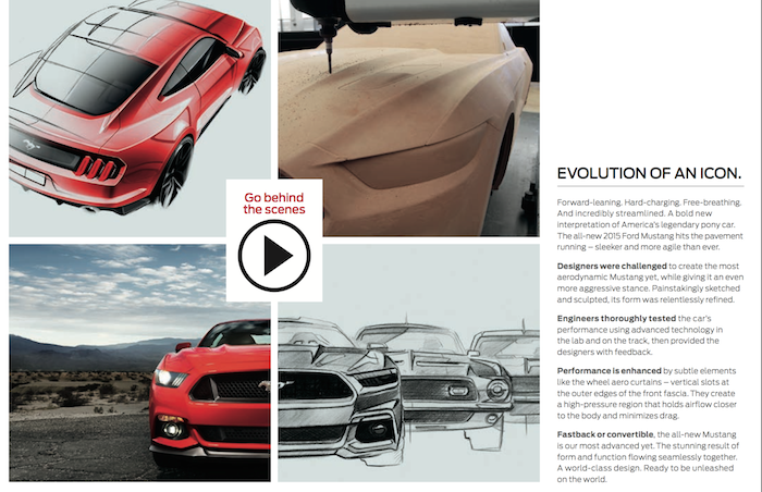 Reviewed 2015 Ford Mustang Brochure Nj Ford Mustang 2015 Ford Mustang Mustang
