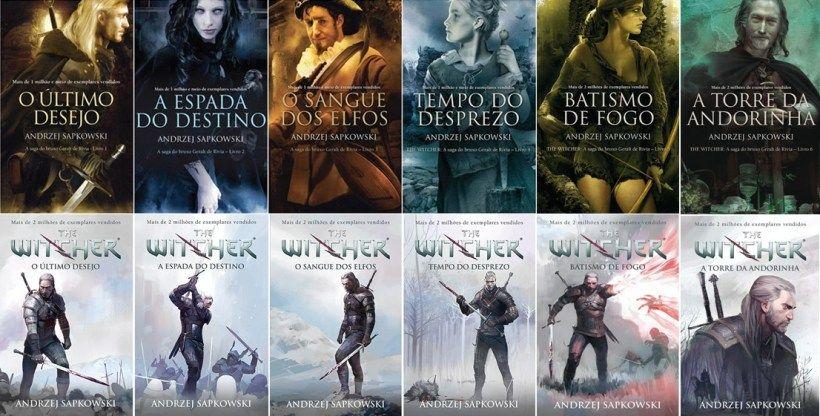 The Witcher Serie De Tv Sera Produzida Pela Netflix Colecao De