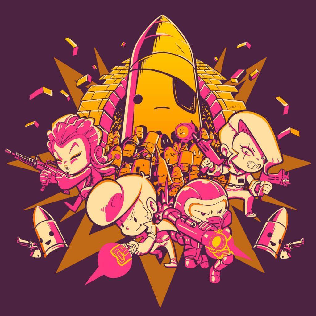 Enter The Gungeon Indie Game Art Geek Art Game Art