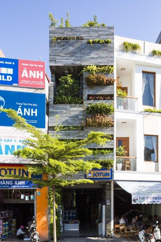 Ide Nama Cafe : Garden, House, Architects, Arsitektur,, Arsitek,, Dekorasi, Rumah