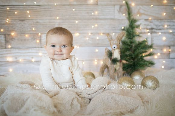 Jennifer Simpson Photography Holiday Photos Kids Photographer Wilmington Nc Baby Christmas Photos Christmas Photoshoot Holiday Photography
