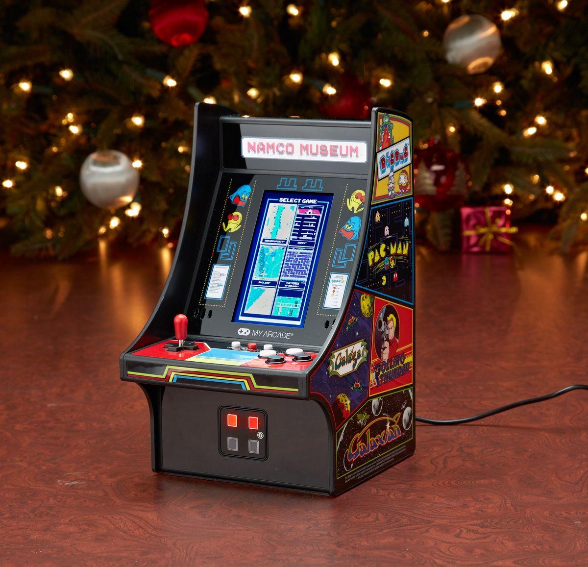 Mini Namco Museum Arcade Namco museum, Arcade
