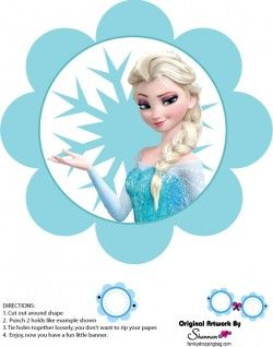 Banner Party Decorations Frozen Themed Birthday Party Frozen Printables Frozen Party