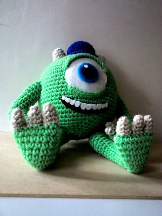 Wazowski – Amigurumi Patterns | 720x540