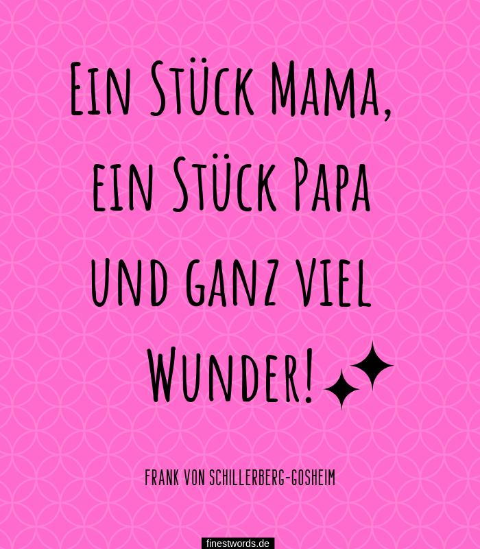24 Glückwünsche zur Geburt eines Mädchen - finestwords.de ...