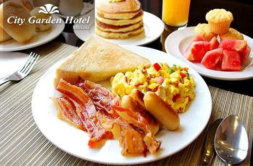 Enjoyable Delicious Eat All You Can Breakfast Buffet At City Garden Interior Design Ideas Clesiryabchikinfo