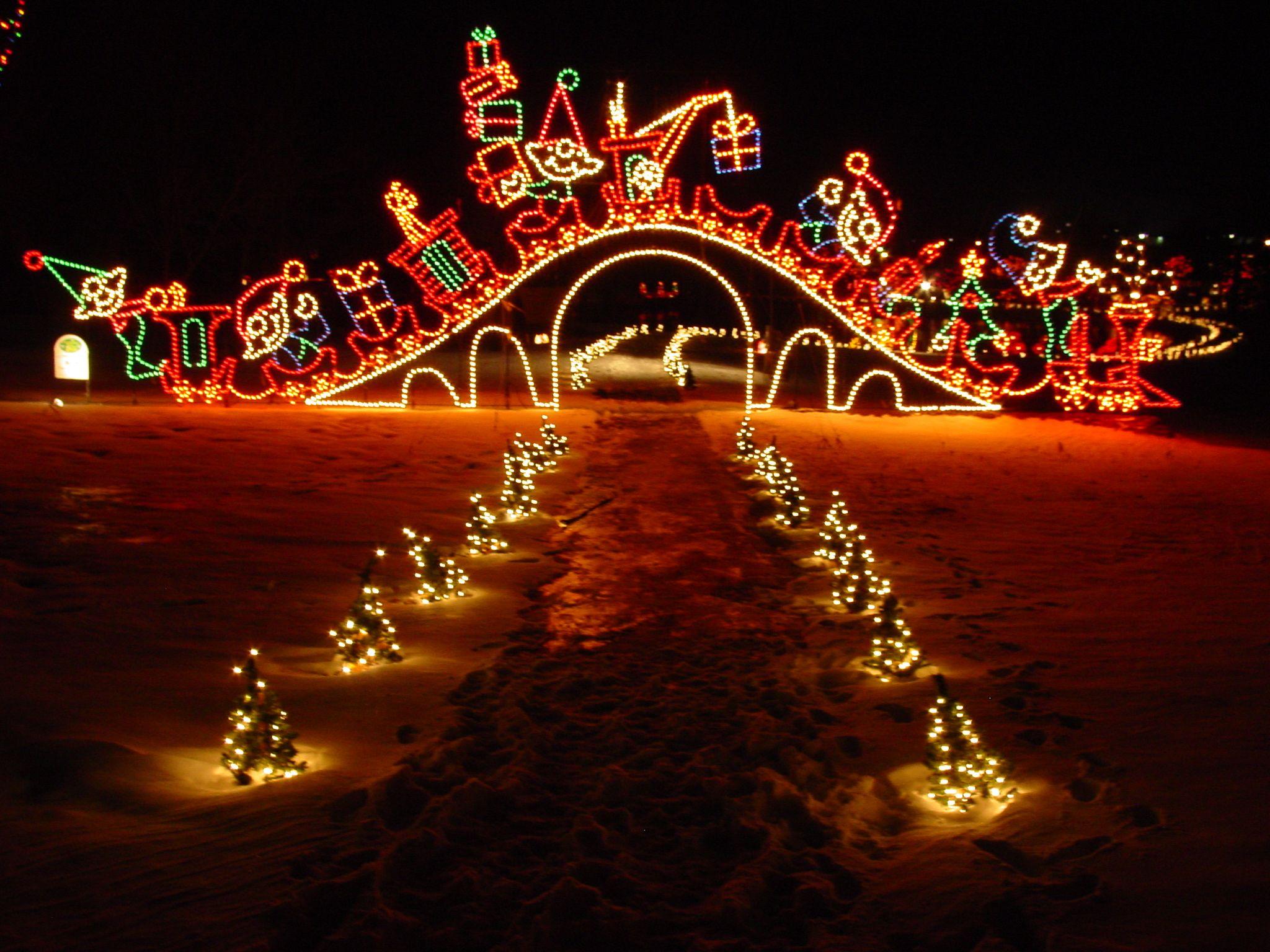 Yukon, Oklahoma - Christmas in the Park | CHRISTMAS in 2018 ...