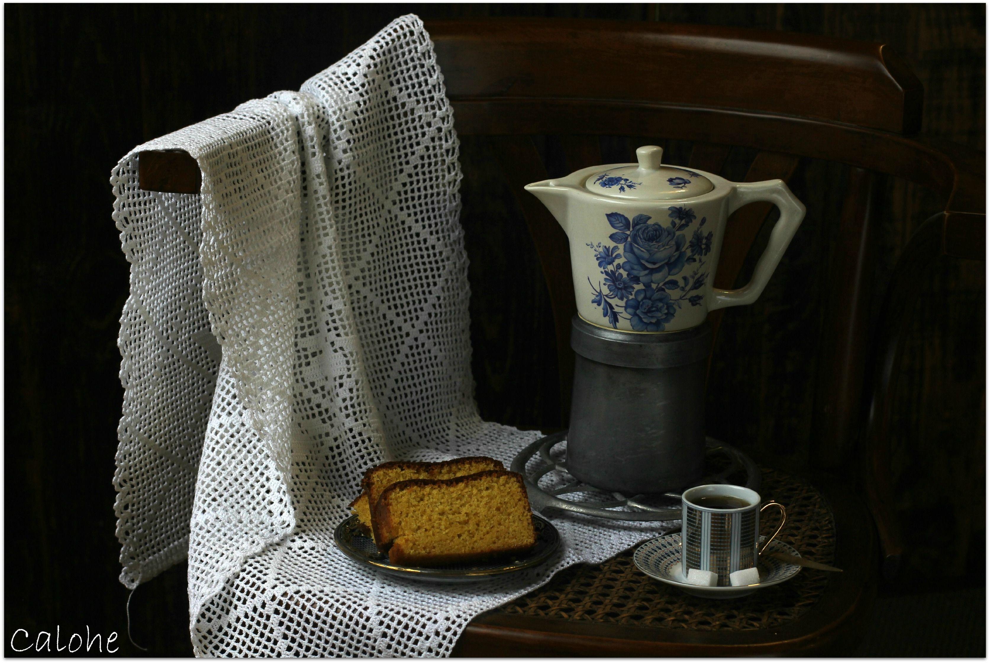 Bizcocho con leche hirviendo de Tish Boyle, Tish Boyle cake with boiling milk
