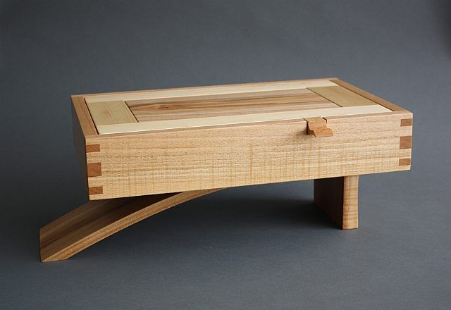 Cantilever Jewelry Box - Reader\'s Gallery - Fine Woodworking ...